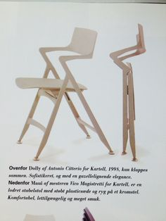 Dolly af Antonio Citterio for Kartell, 1998