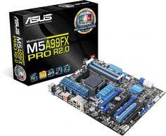 Дънна платка ASUS M5A99FX PRO R2.0 (M5A99FX PRO)