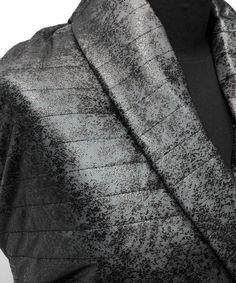 Tkaniny Textilmar.pl - TKANINA PIKOWANA SHINING BLACK