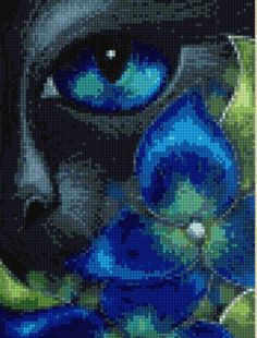 Cross Stitch Bird, Cross Stitching, Cross Stitch Patterns, Pearl Beads, Beading Patterns, Needlepoint, Birds, Embroidery, Minecraft