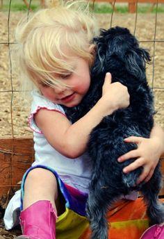 CREDIT: Chris E. Marck Photography. One big Hug