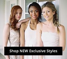 Weddington Way - one-stop collaborative life-saving site for bridesmaids seeking affordable, attractive dresses.