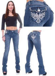 Jeans by LA Idol Clothing
