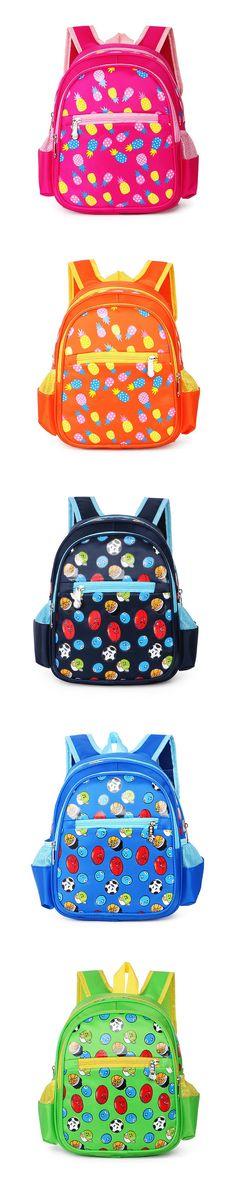 Grade 0-1girls boys students Schoolbag Cartoon Princess Children School Bags For Girls Baby School Backpacks Child Kids Satchel