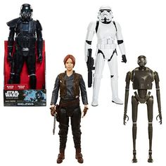 Star Wars Rogue One 20-Inch Action Figure Wave 1 Case