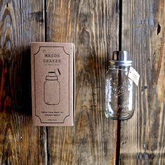 The Mason Shaker by W&P Design – Forage Modern Workshop