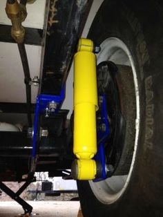 Casita (Dexter Torflex 10) Axle Lift Kit Casita Lift