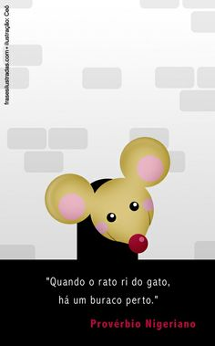 Gato x Rato |