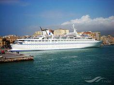 LOUIS AURA, type:Passenger (Cruise) Ship, built:1968, GT:15781, http://www.vesselfinder.com/vessels/LOUIS-AURA-IMO-6821080-MMSI-215467000