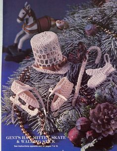 thread crochet victorian ornaments lace angel dove christmas mouse - Google Search