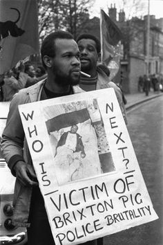 Remnants of the British Black Panther's Lost Legacy
