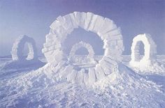 Andy Goldsworthy - Touching North