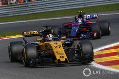 P6, Nico Hulkenberg, Renault Sport F1 Team RS17