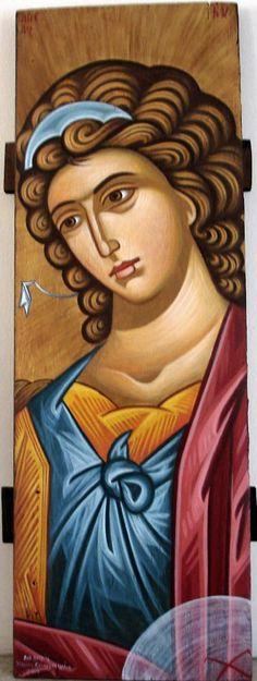 εργαστήριο αγιογραφιας/μαρια χατζηβασιλειου   Εργαστήριο Βυζαντινής Αγιογραφίας   Icon-Art αγιογραφίες