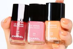 Chanel April, May, June. I have June and it's perfect for summer. Love.