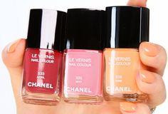 Coleção primavera de esmaltes Chanel!