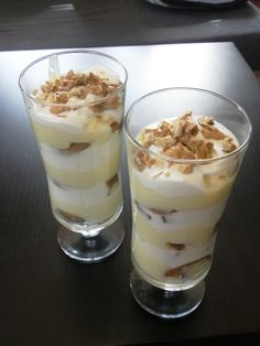 Pudinkový trifle :: Mary v kuchyni Trifle, Pudding, Mary, Food, Eten, Puddings, Meals, Diet