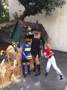 Jenna Dillon and Jensen Halloween 2014