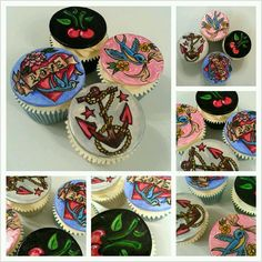 No1 Owl Edible Wafer Paper Cupcake Toppers x 24