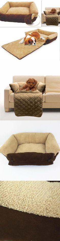Cama / sofá, calentita, suave, adaptable ... gran idea para perritos !!!