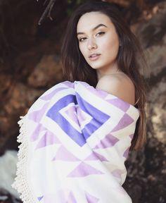 Purple Round Beach Towel, Cave photography Round Towels, Beach Towel, Cave, Ruffle Blouse, Purple, Photography, Women, Fashion, Moda