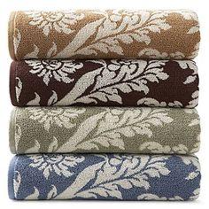 American Living Jacquard Bath Towels