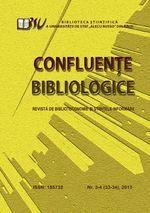 Confluenţe bibliologice Nr. 3-4(33-34), 2013 News, Wood, Crafts, Manualidades, Woodwind Instrument, Timber Wood, Trees, Home Decor Trees, Craft