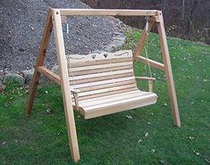 swing set support frame plan front elevation Exterio Pinterest