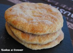 Receta. Tortas de manteca Mexican Food Recipes, Sweet Recipes, Cookie Recipes, Mexican Cookies, Spanish Desserts, Pan Dulce, Crazy Cakes, Cream Cake, No Bake Desserts