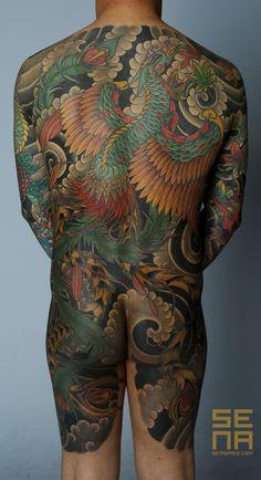 David Sena- Bodysuit