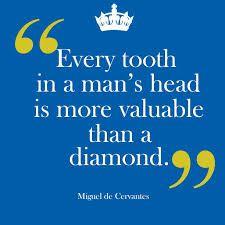 Teeth and dental quotes. Poulsbo Children's Dentistry, pediatric dentist in… Dental Surgeon, Dental Assistant, Dental Implants, Humor Dental, Dental Facts, Dental Hygiene, Dental Health, Dental Care, Oral Health