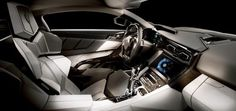 W Motors Lykan HyperSport interior picture in High Resolution