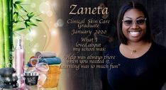 Here's what our future professional Zaneta had to say about her AIB experience. Visit any of our campuses to start your own path in the ever growing beauty industry today. Click the link in our bio for more information. Barber School, Skin Care Clinic, Beauty Industry, I School, Love Hair, Fun Learning, Spa, Journey, Future