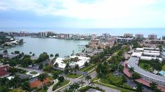 Naples , birds eye view