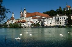 Das Leben in Steyr Steyr, Heart Of Europe, Upload Pictures, Google Images, Austria, Mansions, House Styles, Travelling, Lugares