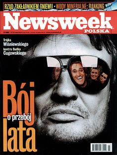 Krzysztof Cugowski, Budka Suflera / Newsweek