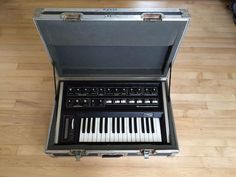 MATRIXSYNTH: Micro Moog Analog Vintage Synthesizer with Moog Vi...