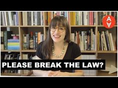 Please Break the Law? | The Art Assignment | PBS Digital Studios - YouTube