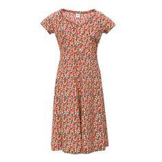 Aspesi Printed Silk Dress