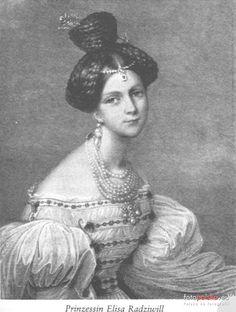 Lata 1820-1834 , Eliza Radziwiłłówna