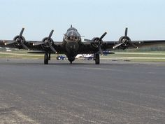 The Memphis Belle B 17 Flying Fortress