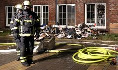 01/11/2015: GERMANY : PAPER THAT REPRINTED FRENCH MAGAZINE CARTOONS WAS ATTACKED: Hamburger Morgenpost in Hamburg