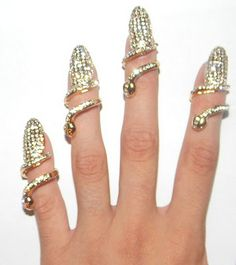 NAIL RINGs   _____________________________ Reposted by Dr. Veronica Lee, DNP (Depew/Buffalo, NY, US)