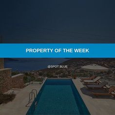 Tag us in your property of the week & show us what's inspiring you from the property world today! #POTW #Luxury #Lifestyle #Interiors #InteriorDesign #HomeDesign #HomeDecor #Home #Property #RealEstate #EstateAgent #الملكيه #Realtor #ترف #Design #Turkey #Özellik #Lüks #Ev #MillionDollarListing #Success #Business #Properties #Realtors