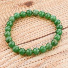 Nature's Natural Jade Bracelet