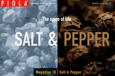The spice of life - Salt & Pepper