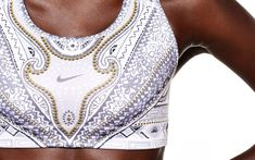 Nike Monarch Artic Sports Bra