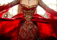 """""""He is powerful. And he is beautiful. He is The Dark King."""" A King… Werewolf Kosem Sultan, None, Princess Aesthetic, Fantasy Dress, Red Queen, Red Aesthetic, Costume Design, Character Inspiration, Feminine"""