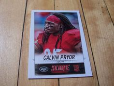 CALVIN-PRYOR-TREVOR-REILLY-TAJH-BOYD-2014-Score-New-York-Jets-RC-Rookie-Card-Lot #NewYorkJets #NFL