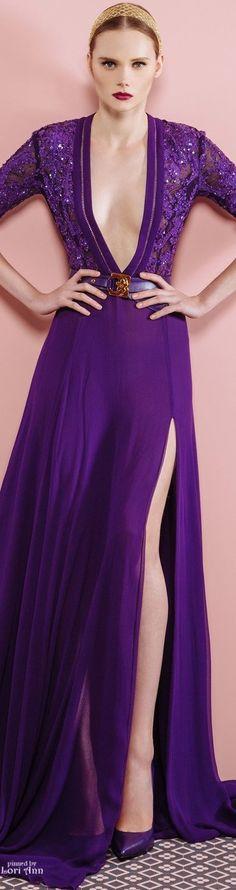 violet v neck dress women fashion outfit clothing style apparel @roressclothes closet ideas